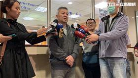 張綱維,遠東航空,交保,台北,記者陳啓明攝
