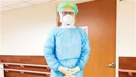 武漢肺炎,COVID-19,新冠肺炎,胸腔重症,蘇一峰 圖/翻攝自蘇一峰醫師臉書