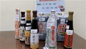 行政院消保處抽驗市售釀造醬油。(圖/消保處提供)