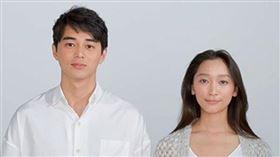 渡邊杏跟老公東出昌大。(翻攝自IG)