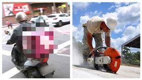 網友在臉書社團發問「跑外送VS當粗工,哪個比較好呢?」 (示意圖/資料照/翻攝自Pixabay)