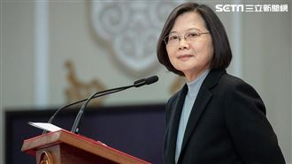 蔡英文登日雜封面 稱「台灣總統」
