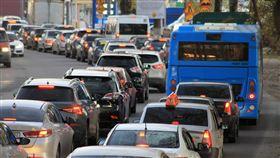 ▲城市、汽車、塞車(圖/翻攝自pixabay)