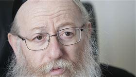 以色列衛生部長黎茲曼(Yaakov Litzman)。(圖/美聯社/達志影像)