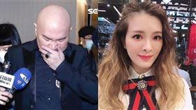 劉真、辛龍(記者林聖凱攝影 臉書)