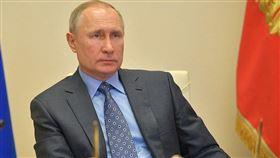 (圖/翻攝自官方推特@KremlinRussia)俄羅斯,普丁