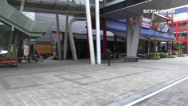 信義商圈人潮銳減 名店興記菜館停業