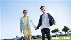 UNIQLO推出相關的兒童節購物優惠。(圖/業者提供)