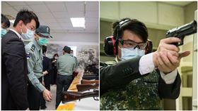 打手槍,打靶,住院,陳柏惟,T-75K3(圖/翻攝自陳柏惟臉書