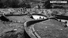 掃墓(記者陳弋攝影)