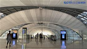 泰國,曼谷,機場,廊曼機場,BKK(記者於慶璇攝影)