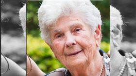 「我已有一段美好的人生」90歲老婦讓出呼吸器後病逝 圖/翻攝自推特