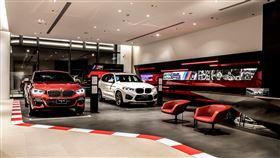 ▲BMW台北依德中和5S全功能展示暨服務中心。(圖/BMW提供)