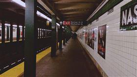 (圖/Pixabay)紐約,地鐵