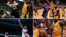 NBA/太愛這些人!俠客自曝會放投 NBA,Shaquille O'Neal,放投,Jason Williams,Vince Carter,Tracy McGrady,Allen Iverson 翻攝自推特