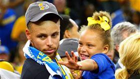 NBA/愛女開嘲諷!老爸柯瑞切心了 NBA,金州勇士,Stephen Curry,女兒,代課老師,嘲諷 翻攝自推特