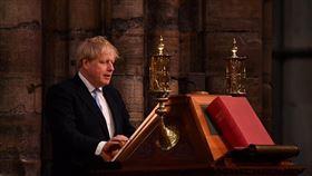 英國首相強生 圖/翻攝自Boris Johnson臉書粉專
