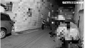 台中6歲女童當街被擄疑遭性侵 警網出動圍捕抓惡狼(圖/翻攝畫面)