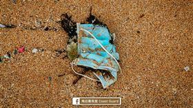 口罩陳屍海洋汙染!海巡署長:你不要的憑甚麼要海洋接受?(圖/翻攝自海巡署臉書)