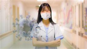 武漢肺炎(Pixabay)