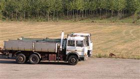 ▲去年10月曾在英格蘭東南部一輛卡車貨櫃中發現39名死者。(示意圖/攝影者photobeppus)
