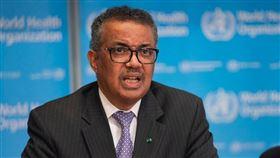 世界衛生組織(WHO)秘書長譚德塞(Tedros Adhanom Ghebreyesus)近期的發言引發各界爭論不斷。(圖/翻攝自譚德塞推特)