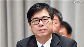行政院副院長陳其邁。(圖/翻攝自陳其邁臉書)