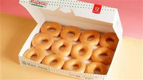 美式甜甜圈品牌Krispy Kreme,翻攝自臉書粉專