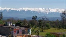喜馬拉雅山(圖/翻攝自推特)