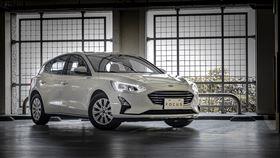 ▲New Ford Focus 20.5年式全新登場。(圖/Ford提供)