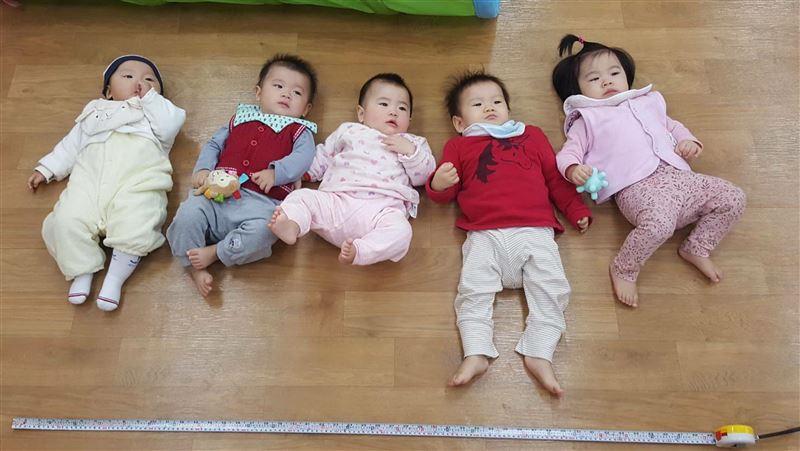 武漢肺炎/以幼兒計算社交距離 新北公托中心實施衛教