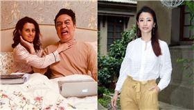 李蒨蓉,阿帕契,老公,婚姻。翻攝自臉書