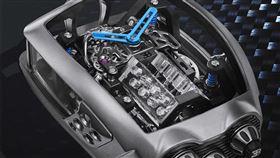 ▲Jacob & Co推 Bugatti Chiron Tourbillon手錶(圖/翻攝Jacob & Co)
