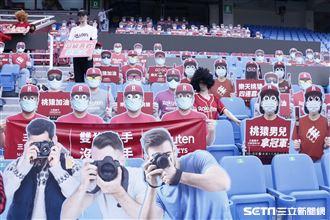 中華職棒31年開幕賽。(圖/記者林聖凱攝影)