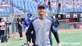 ▲中信兄弟總教練丘昌榮。(圖/記者林聖凱攝影)