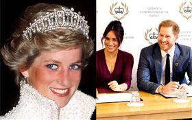 效仿黛安娜王妃!傳梅根「收4千萬報酬」 將爆退王室內幕