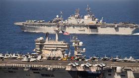 美國海軍,羅斯福號(USS Theodore Roosevelt)翻攝自USS Theodore Roosevelt臉書