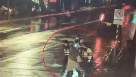 台北,萬華,隨機殺人,房仲,計程車司機(圖/翻攝畫面)
