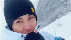 祝釩剛,滑雪,意外,救援。翻攝自臉書
