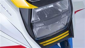 ▲Suzuki Katana鋼彈風格改裝車。(圖/翻攝ICON Motorsports網站)