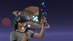 宏達電新創汲取能量 孵育VR小金雞 宏達電自2016年開始,成立旗下全球XR加速器VIVE X,投資的新創團隊逐漸茁壯。(宏達電提供)中央社記者江明晏傳真 109年4月14日