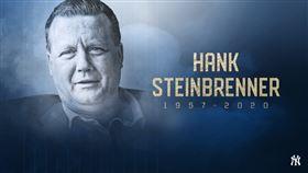 久病不癒…洋基老板史坦布萊納病逝 享壽63歲 Hank Steinbrenner 圖/翻攝自洋基隊官網 https://www.mlb.com/yankees/news/hank-steinbrenner-dies-at-63?affiliateId=nyy-steinbrennerpassing-panel-041420
