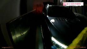 搶救墜落車0930