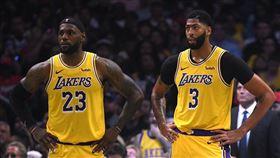 NBA/一眉續約搞定了?記者揭內幕 NBA,洛杉磯湖人,Anthony Davis,LeBron James,續約 翻攝自推特