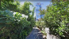 天母北路44巷。(圖/翻攝自Google Map)