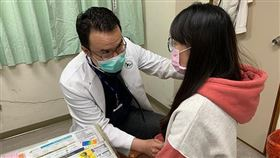 無感冒症狀,喉嚨,耳鼻喉科,胃食道逆流,疫情,壓力,門諾醫院 圖/翻攝自門諾醫院官網