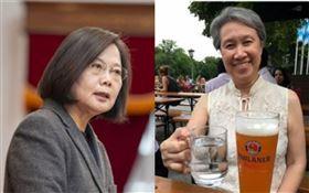 轉貼「蔡英文網軍橫行」!何晶修文:我欠台灣總統一個道歉