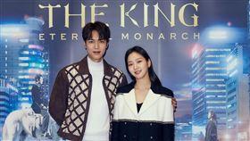 李敏鎬、金高銀主演《The King:永遠的君主》 Netflix提供