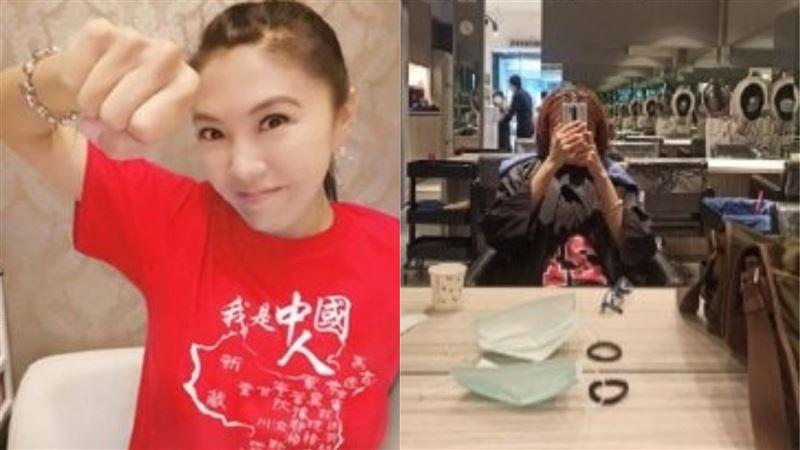 劉樂妍還在台灣 曝每天跑醫院像逛街