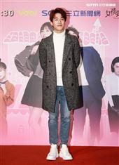 「限時同居侯八天」男主角李博翔(者邱榮吉/攝影)
